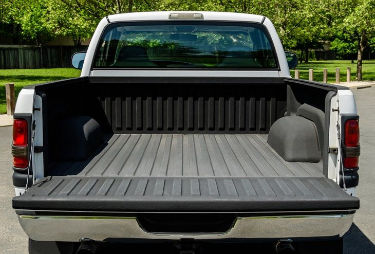 Custom Truck Bed Liner From Phil Long Collision Center in Colorado Springs